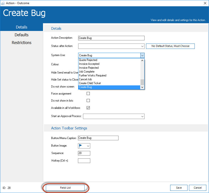 Bugzilla Integration 11