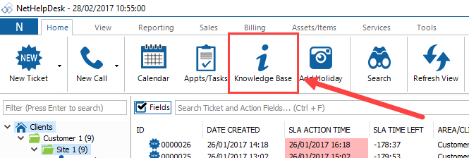 Knowledge Base 1