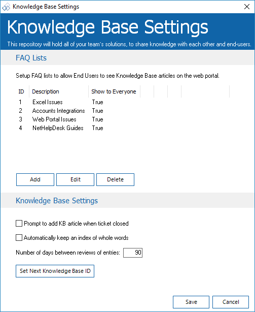 Knowledge Base 2