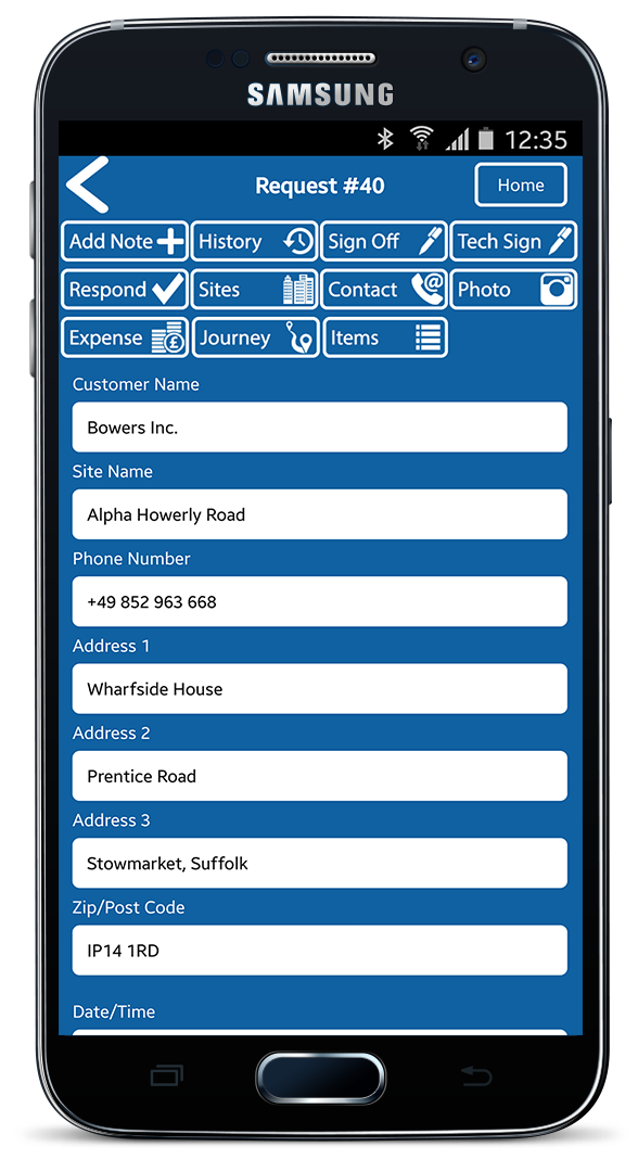 Help Desk Software Android App 3